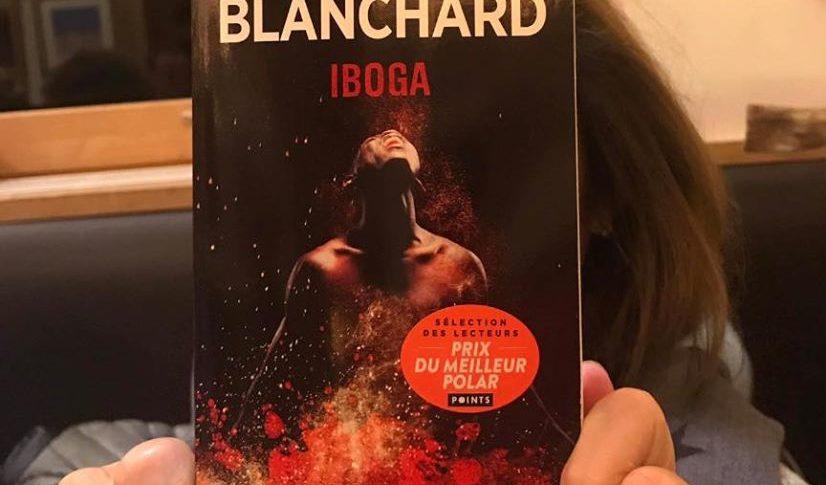 """Couverture du livre """"Iboga"""""""