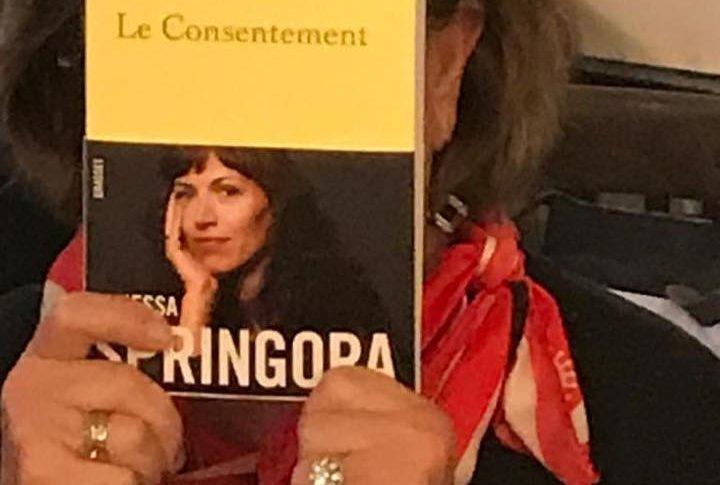 """Couverture du livre """"Le Consentement"""""""