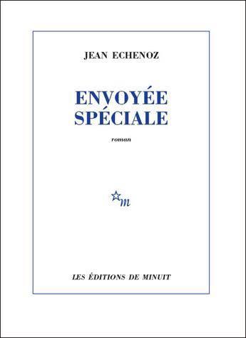 """Couverture du livre """"Envoyée Spéciale"""""""