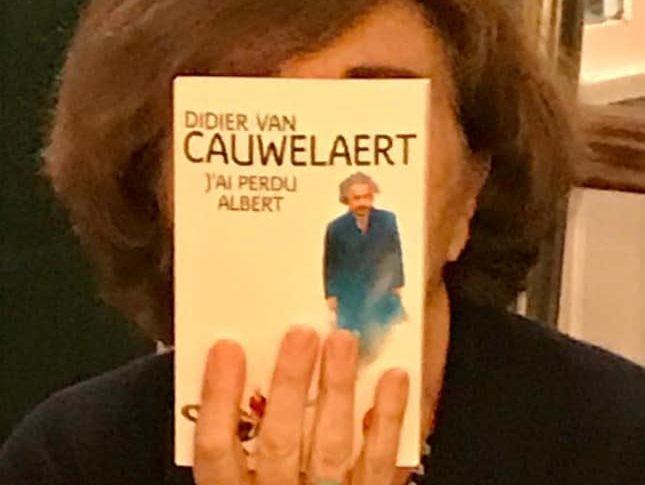 """Couverture du livre """"J'ai perdu Albert"""""""