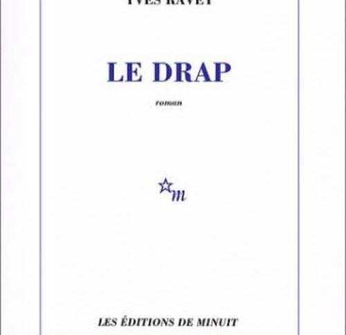 """Couverture du livre """"Le Drap"""""""