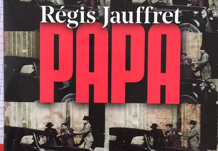 """Couverture du livre """"Papa"""""""