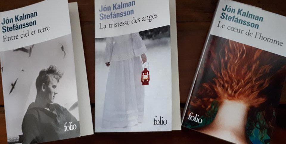 Trilogie de Jón Kalman Stefánsson