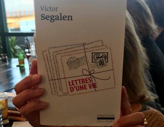 """Couverture du livre """"Lettres d'une vie"""""""