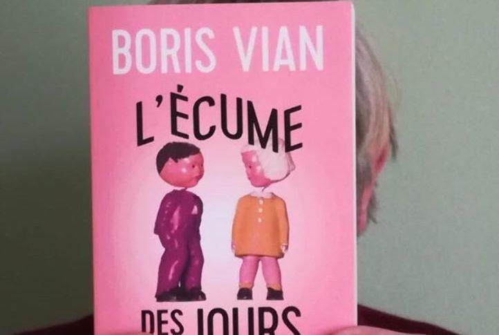 """Couverture du livre """"L'Ecume des jours"""""""