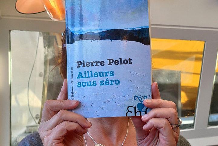 """Couverture du livre """"Ailleurs sous zéro"""""""
