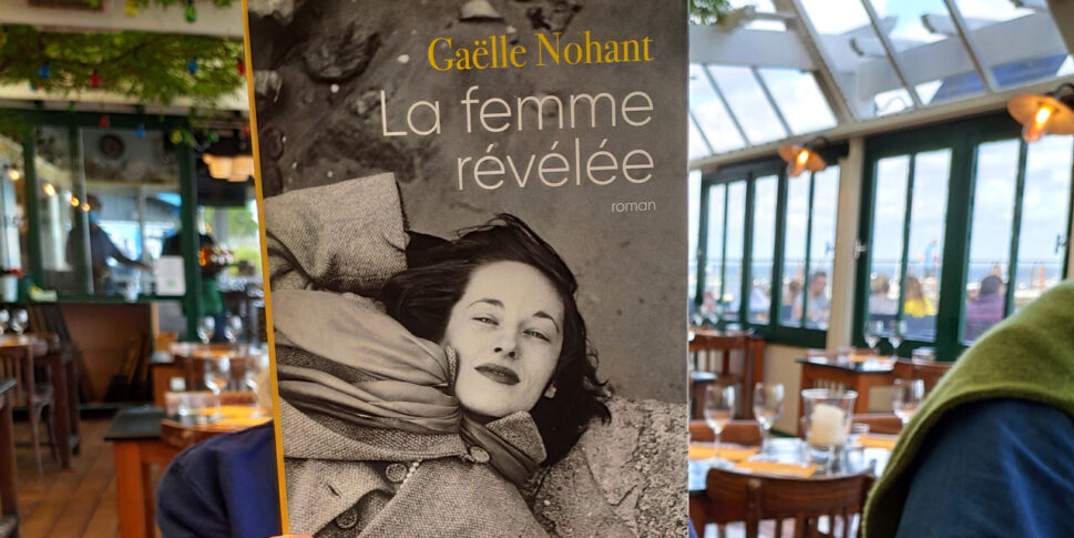 """Couverture du livre """"La femme révélée"""""""