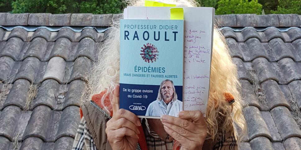 """Couverture """"Épidémies Vrai danger et fausses alertes"""""""