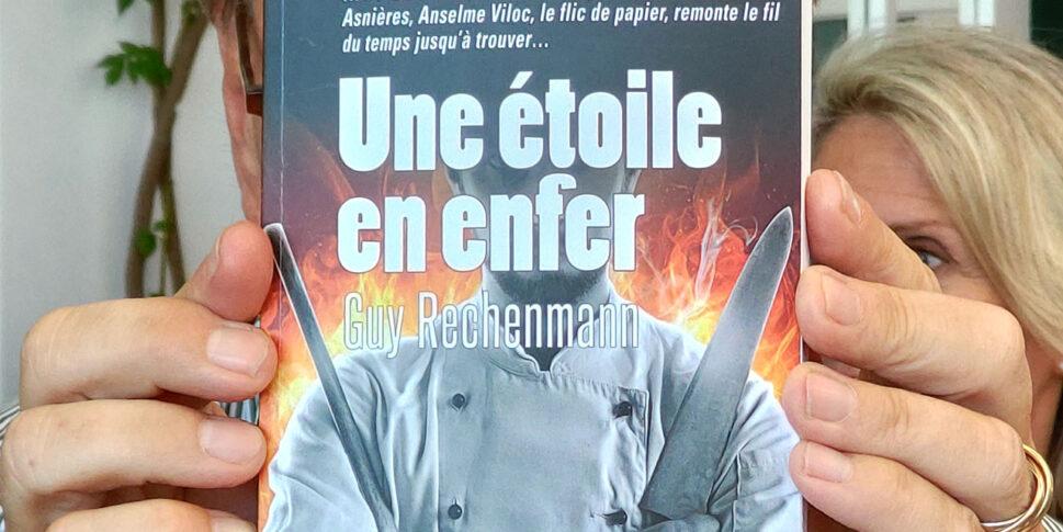 """Couverture du livre """"L'étoile en enfer"""""""