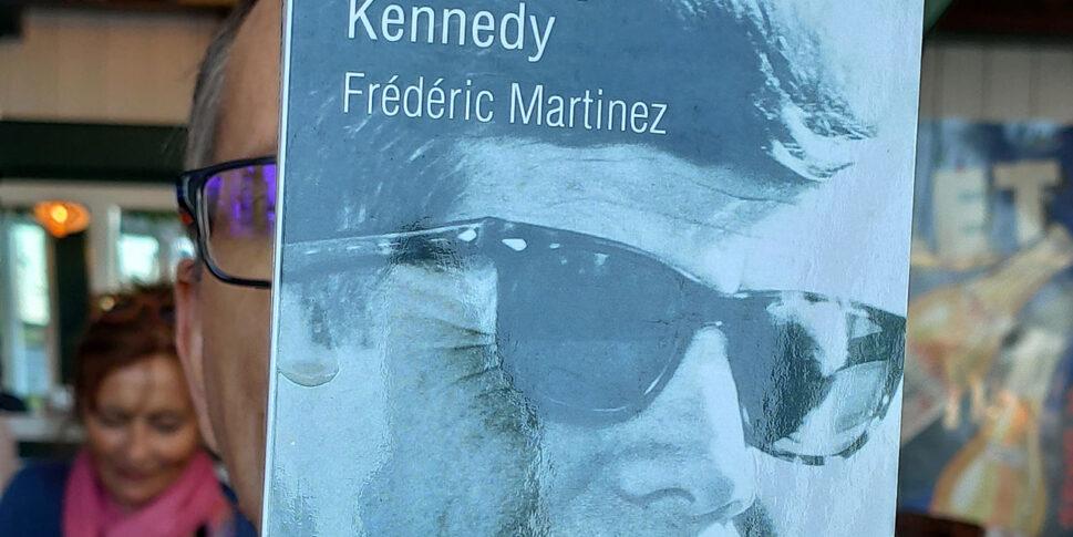 "Couverture du livre ""John Fitzgerald Kennedy"""
