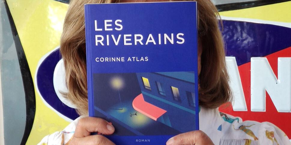 """Couverture du livre """"Les Riverains"""""""