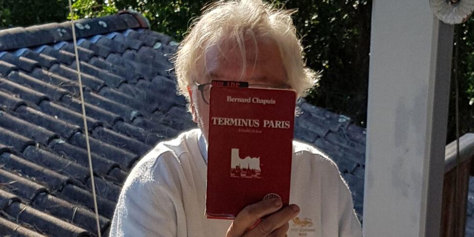 """Couverture du livre """"Terminus Paris"""""""