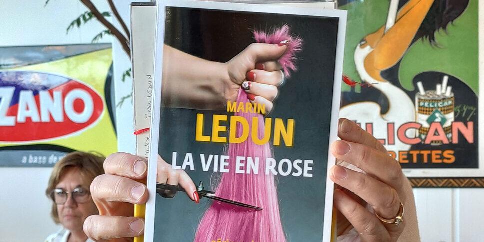 """Couverture du livre """"La Vie en rose"""""""