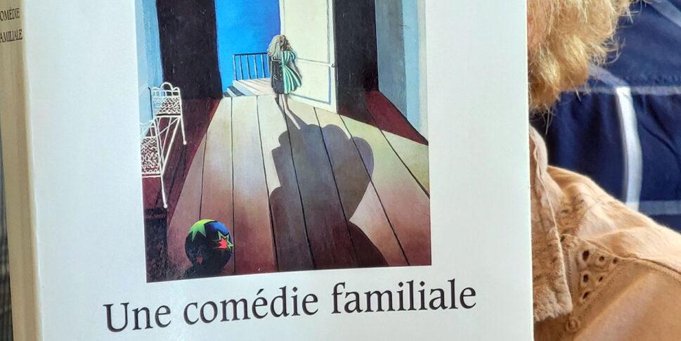 """Couverture du livre """"Une comédie familiale"""""""