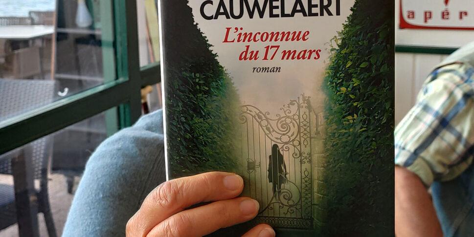 """Couverture du livre """"L'Inconnue du 17 Mars"""""""
