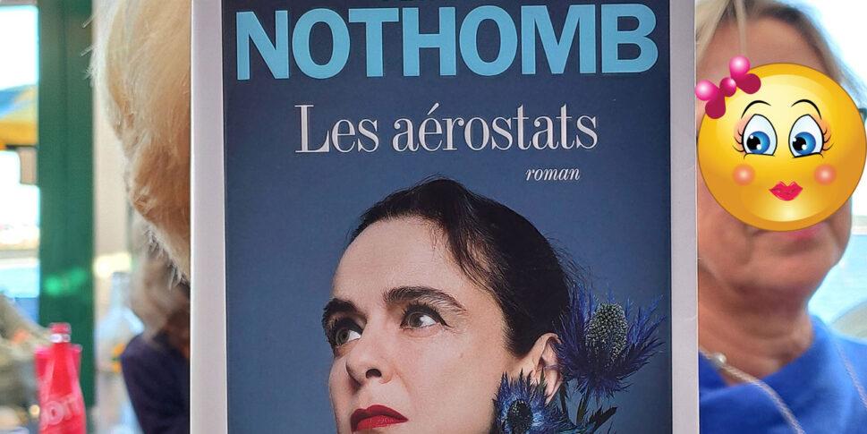"""Couverture du livre """"Les aérostats"""""""