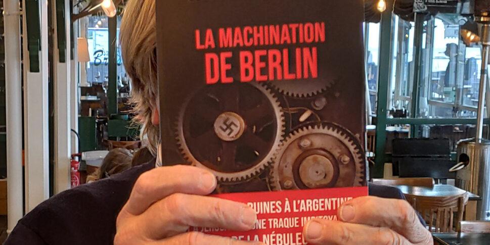 """Couverture du livre """"La Machination de Berlin"""""""