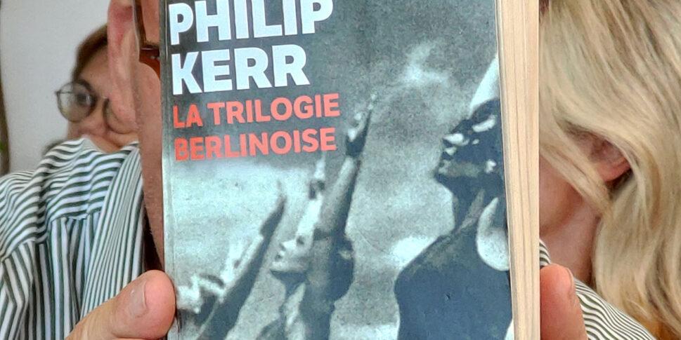 """Couverture du livre """"La Trilogie Berlinoise"""""""