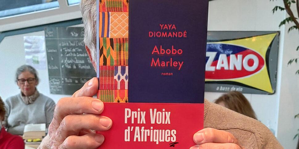 """Couverture du livre """"Yaya Diomandé"""""""