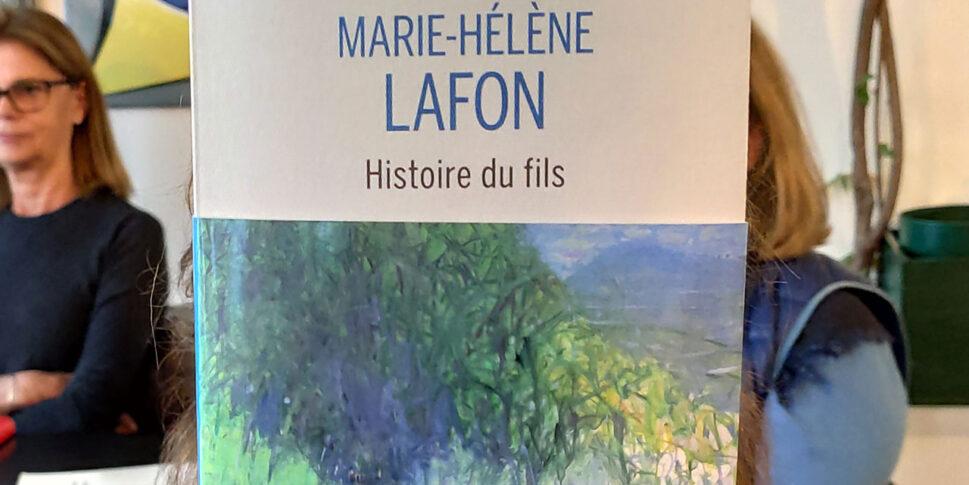 """Couverture du livre """"Histoire du fils"""""""