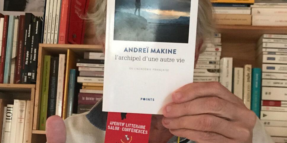 """Couverture du livre """"L'Archipel d'une autre vie"""""""