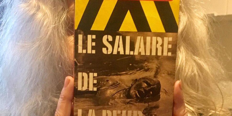 """Couverture du livre """"Le salaire de la peur"""""""