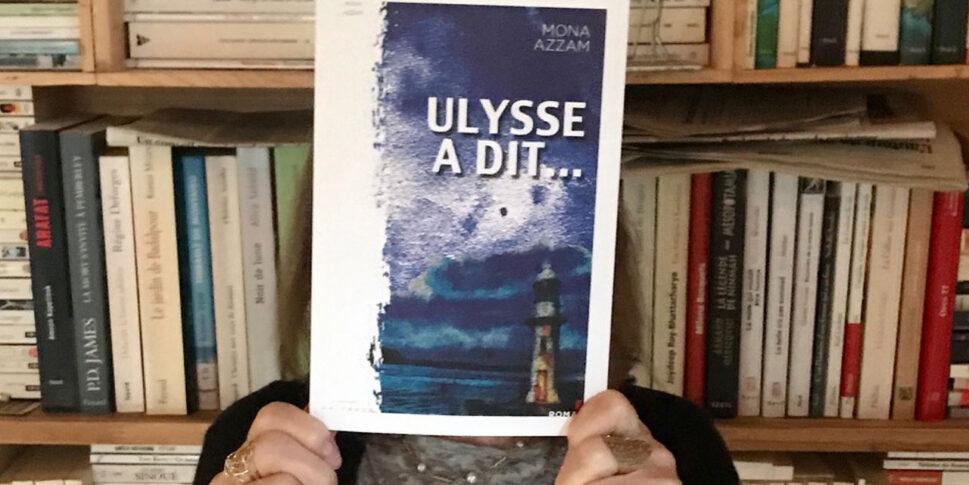 Couverture du livre Ulysse a dit