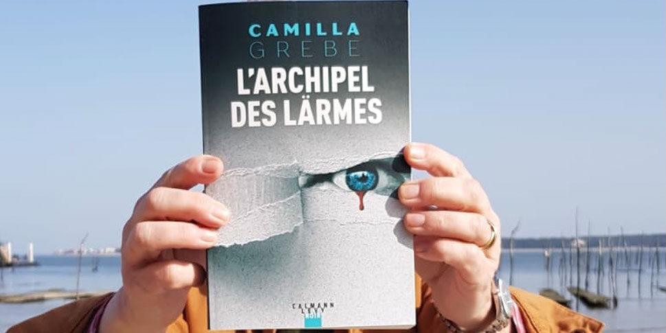 """Couverture du livre """"L'Archipel des larmes"""""""