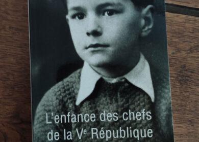 L'enfance des chefs de la Vème République