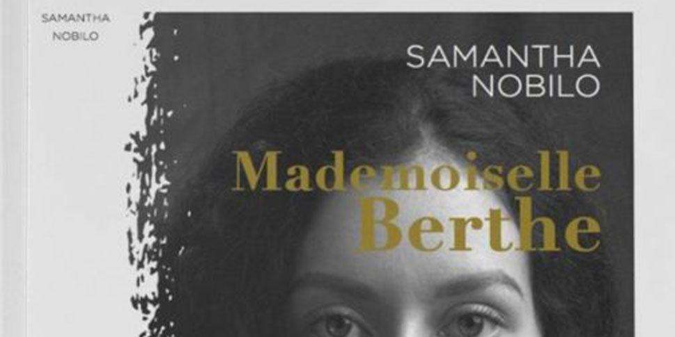 """Couverture du livre """"Mademoiselle Berthe"""""""