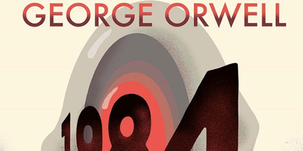 """Couverture du livre """"1984"""""""