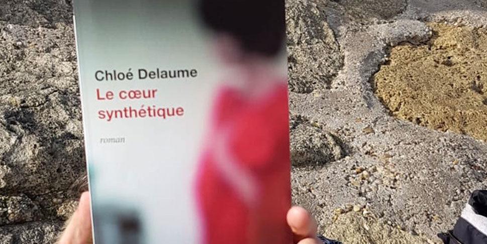 """Couverture du livre """"Le coeur synthetique"""""""