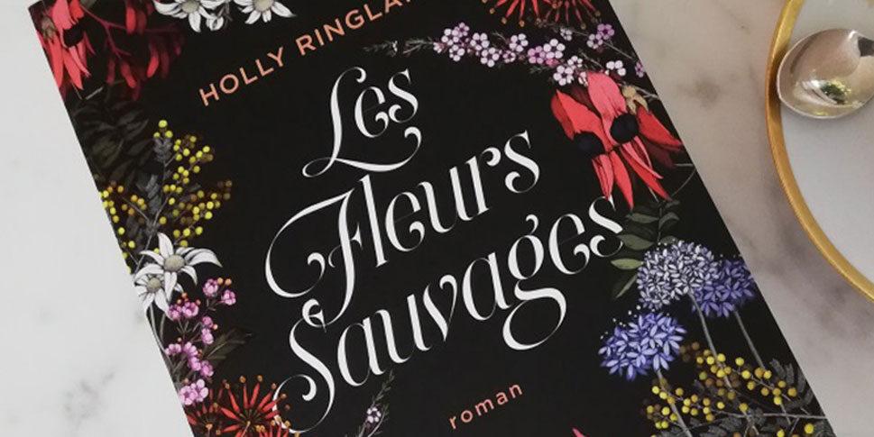 """Couverture du livre """"Les fleurs sauvages"""""""