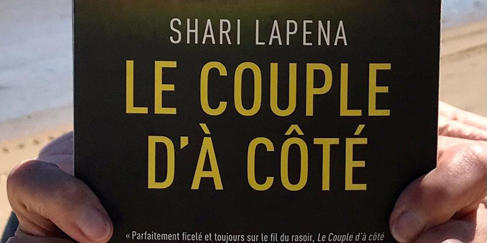 """Couverture du livre """"Le couple d'à côté"""""""