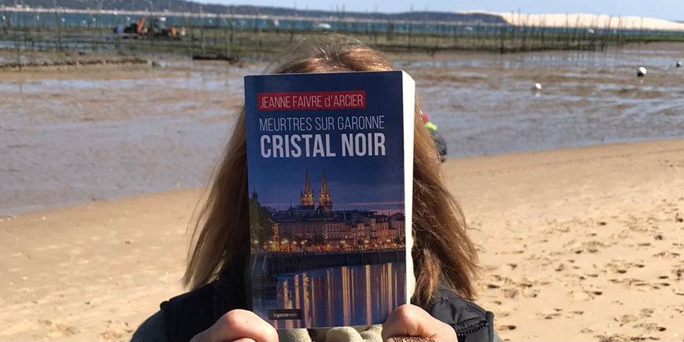 Couverture du livre Cristal Noir « Meurtres sur Garonne »