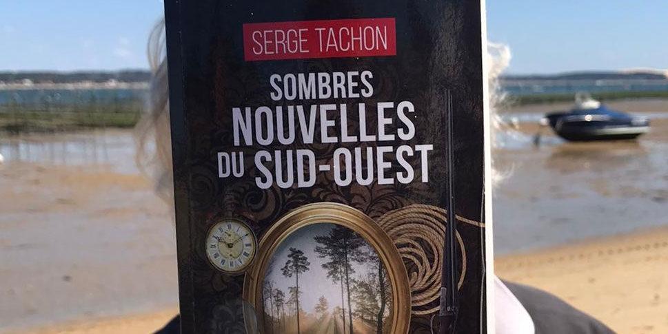 """Couverture du livre """"Sombres nouvelles du Sud-Ouest"""""""