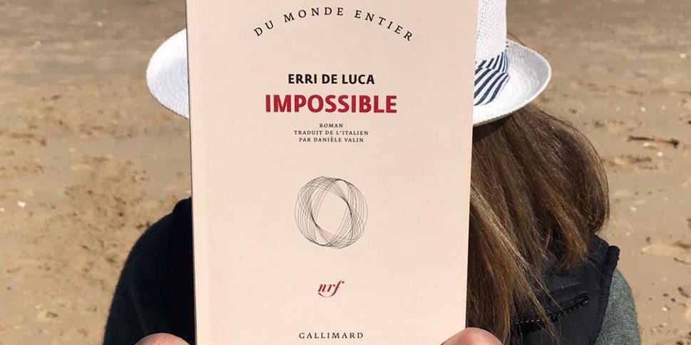 """couverture du livre """"Impossible"""""""