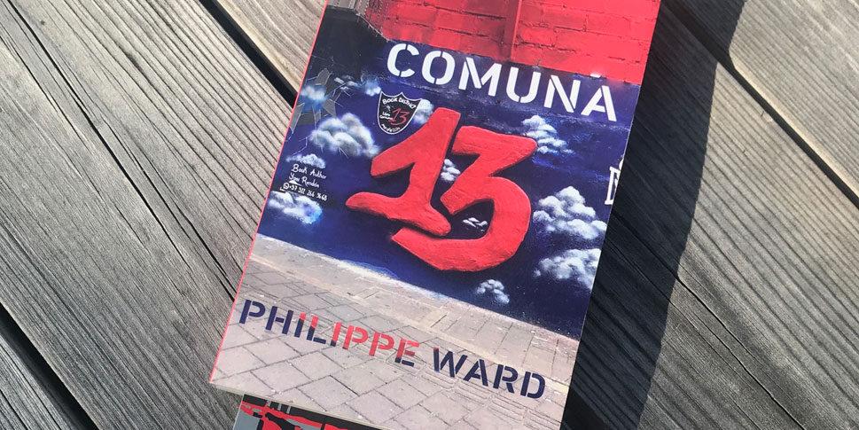 """Couverture du livre """"Comuna 13"""""""