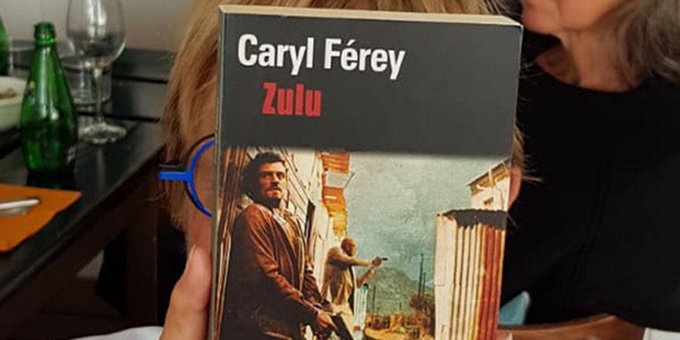 "Couverture du livre ""Zulu"""