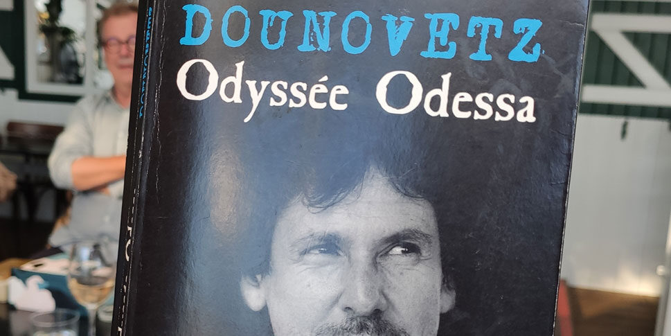 "Couverture du livre "" Odyssée Odessa"""