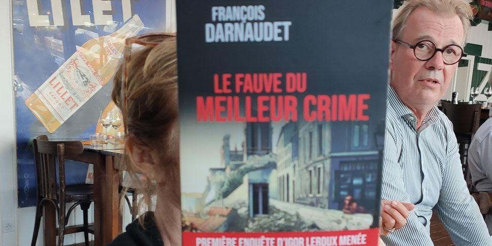"""Couverture du livre """"Le fauve du meilleur crime"""""""