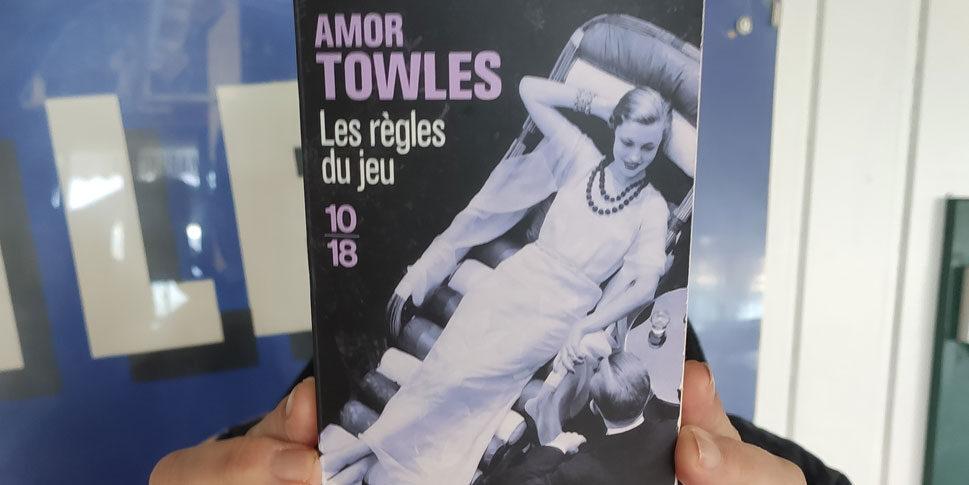 """Couverture du livre """"Les règles du jeu"""""""